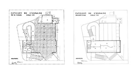 10. PABELLON DE LA REPUBLICA PLANTAS