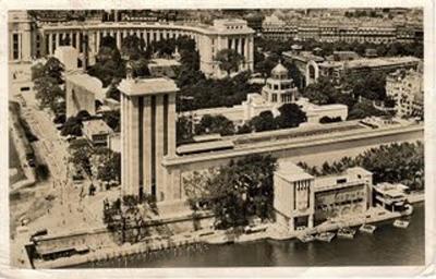 5. pabellon naci - español - Paris 1937 - 400
