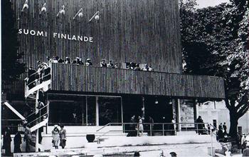 PABELLON DE FINLANDIA DE ALVAR AALTO 0