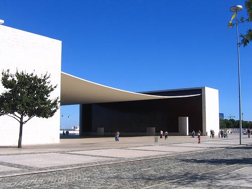 1. PABELLÓN DE PORTUGAL DE ALVARO SIZA. 500