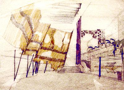 2. aalto nueva york dibujo interior 1939 - 400