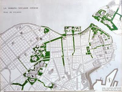 2. Plan piloto para la Habana, 1956. 400