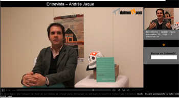 ANDRES JAQUE DOLMENTV.COM EN STEPIENYBARNO