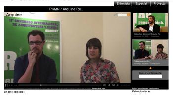PKMN en DOLMEN.COM Carmelo Rodríguez y Rocío Pina  en stepienybarno