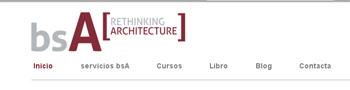 bsA [Rethinking Architecture]  José Javier Quintana  en stepienybarno
