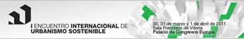 I Encuentro Internacional de Urbanismo Sostenible de Vitoria-Gasteiz  en SINERGIA SOSTENIBLE
