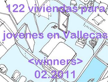 djarquitectos  122 viviendas de alquiler a jovenes menores de 25 años en Vallecas, Promueve EMVS en stepienybarno