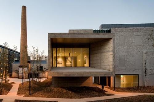 1.5 Museo Can Framis, en Barcelona, del arquitecto Jordi Badía en BEAU XI stepienybarno