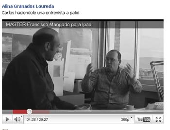 ENTREVISTA DE CARLOS QUINTAS A PATXI MANGADO en stepienybarno