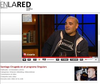 Singulars del Canal 33 de Televisió de Catalunya EN STEPIENYBARNO