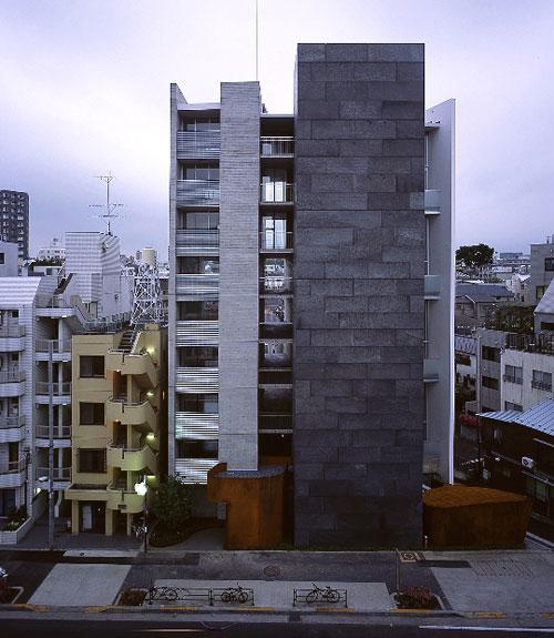 2.  SORTEO EN STEPIENYBARNO _ Satoshi Okada Architects - Apartamentos Tomigaya