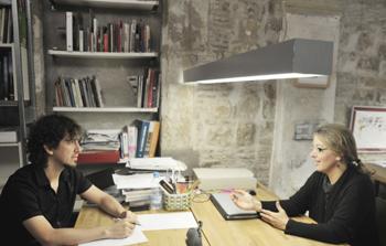 STEPIENYBARNO y ZAIDA MUXI  entrevista parte1 350