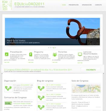equiciudad 2011 sinergia sostenible radio inscripcion STEPIENYBARNO