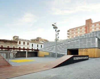 Mercado Inca-Mallorca-Lay y Muro-Arquitectura Viva-Stepienybarno