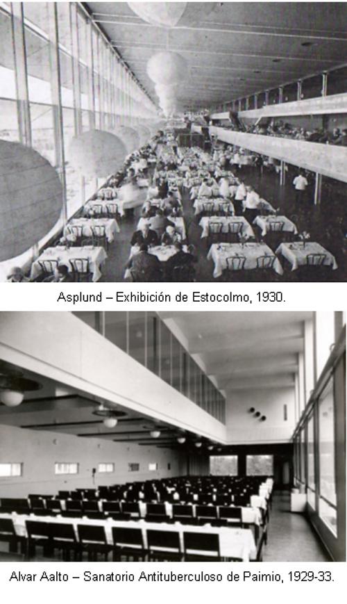 1. Sanatorio Antituberculoso de Paimio Asplund – Exhibición de Estocolmo ALVAR AALTO _ stepienybarno 500