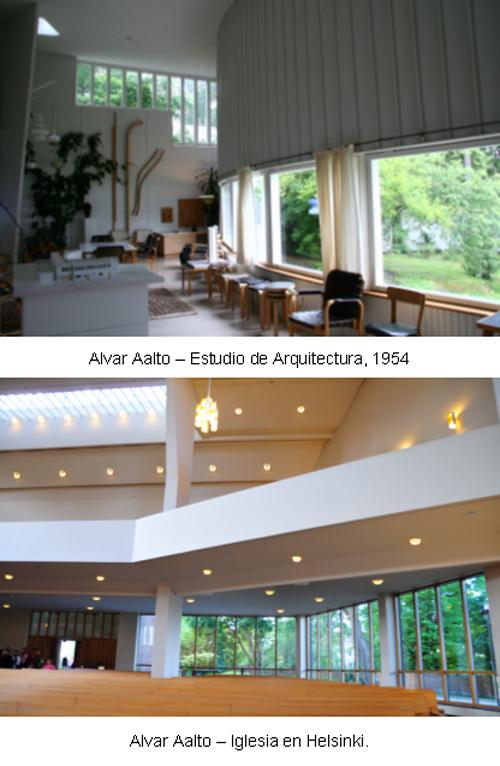 5. Estudio de Arquitectura Iglesia en Helsinki. _ ALVAR AALTO _ stepienybarno 500