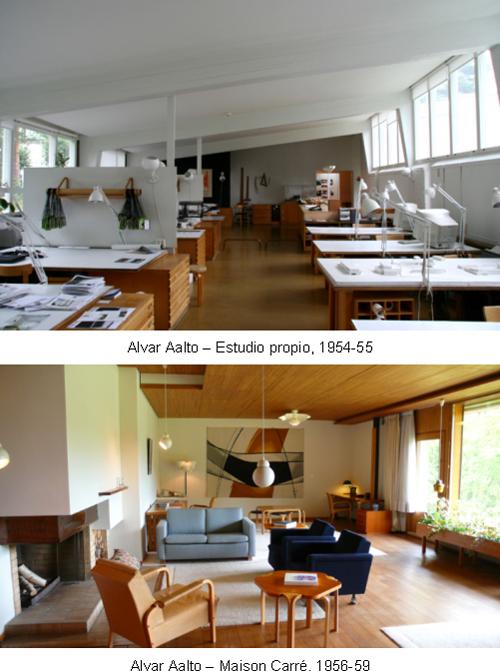 7. Estudio propio Maison Carré _ ALVAR AALTO _ stepienybarno 500 - 2