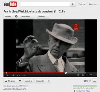 Frank Lloyd Wright stepienybarno natalicio