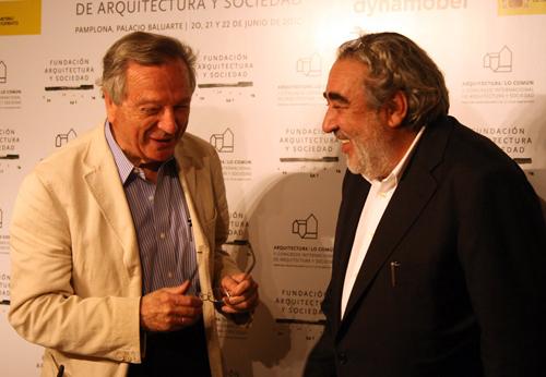 7. Rafael Moneo+Eduardo Souto de Moura  _ CONGRESO LO COMUN LOCOMUN_  STEPIENYBARNO