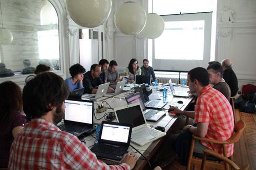 Charlas y cursos de identidad digital para arquitectos for Cursos para arquitectos
