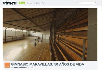 0. vídeo 50 aniversario  Gimnasio Maravillas _ Alejandro de la Sota arquitectura _ stepienybarno