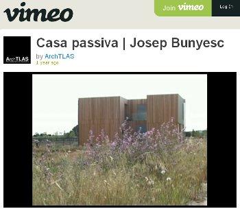 Casa passiva josep bunyesc blog de stepien y barno - Josep bunyesc ...