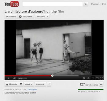 le corbusier villa savoya  film peli d'aujourd'hui _ stepienybarno   copia