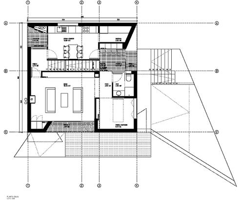 2 casa TP alcolea tarrago arquitectos stepienybarno 500