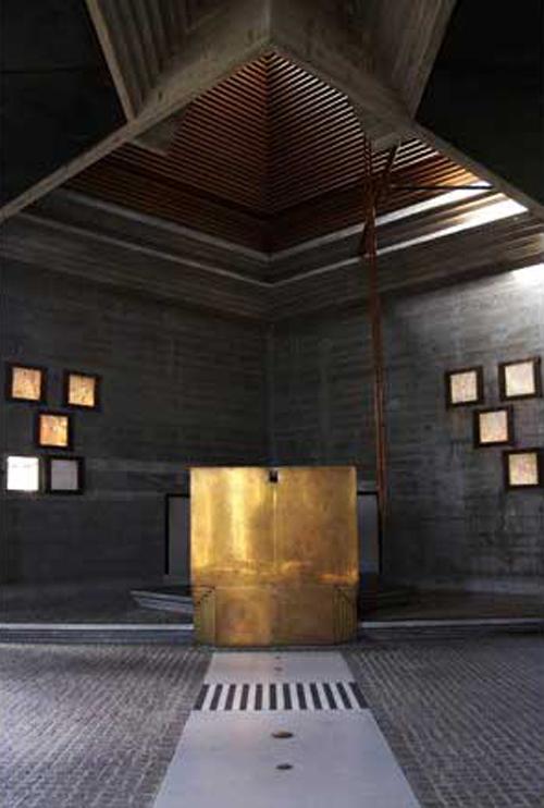 Tumba de la familia brion blog de stepien y barno for Blog de arquitectura