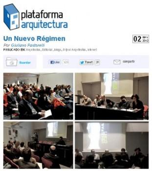 Un Nuevo Régimen-plataforma arquitectura-stepienybarno