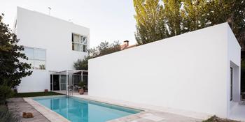 Ampliación de la Casa Turégano _ Alberto Campo Baeza  _ stepienybarno 350