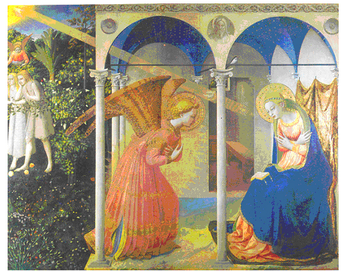 1. Fray Angelico stepienybarno