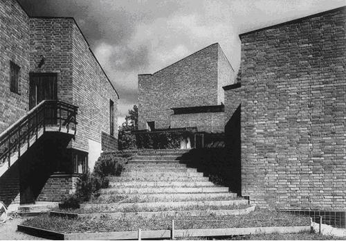 10. Alvar Aalto –Ayuntamiento de Saynatsalo, 1944 stepienybarno