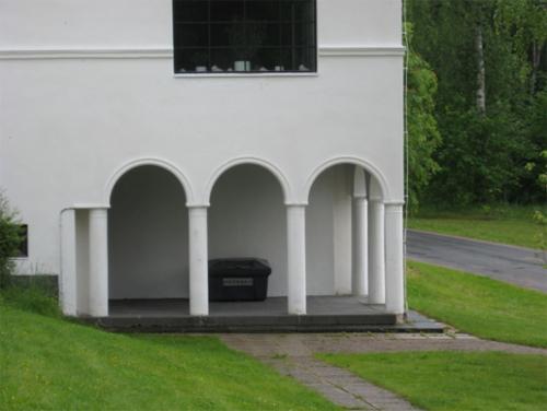 2. Alvar Aalto – Iglesia en Muurame, 1926-29 stepienybarno