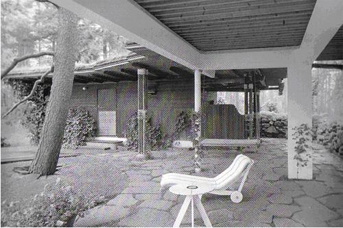5. Alvar Aalto – Villa Mairea, 1937. stepienybarno