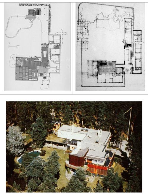 7. Alvar Aalto – Villa Mairea, 1937.stepienybarno