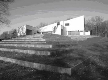 3. Alvar Aalto, Maison Carre, 1959