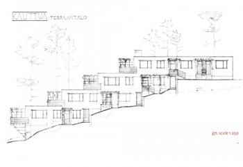 6.1 Alvar Aalto, viviendas en Katua, 1937 -38.
