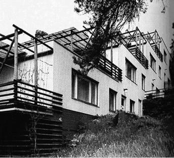 6.2 Alvar Aalto, viviendas en Katua, 1937 -38. bn