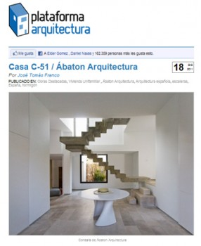 CASA C-51-Ábaton Arquitectura-plataforma arquitectura-stepienybarno