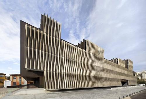 Premios Del Colegio Oficial De Arquitectos Vasco Navarro