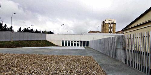 13. Centro de Educación infantil 0 – 3 años en Azpilagaña, Navarra. Javier Barcos Berruezo y Manuel Enríquez Jiménez.
