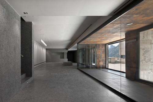 20 Parketxe, Centro de interpretación de la Naturaleza, en Oñati, Gipuzkoa. Miguel Angel Alonso del Val, Rufino Hernández Minguillón,