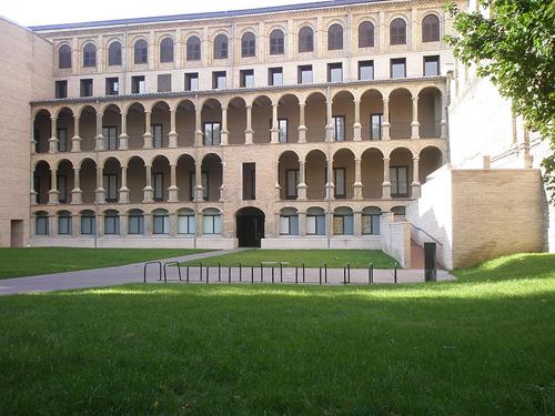 22 Rehabilitación Centro de Educación Palacio de Ezpeleta, Pamplona. Javier Barcos Berruezo y Manuel Enríquez Jiménez.