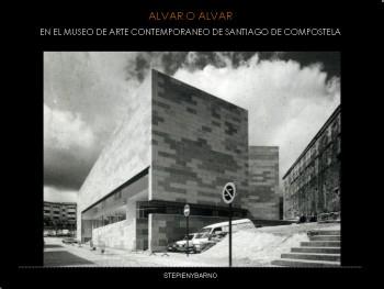 siza alvaro alvar aalto museo santiago compostela stepienybarno