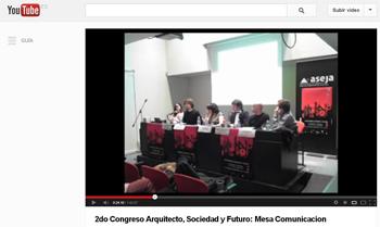 0. Congreso Arquitecto, Sociedad y Futuro Comunicación _ stepienybarno