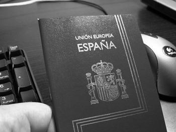 pasaporte expatriado carta arqutiectos _  españa stepienybarno