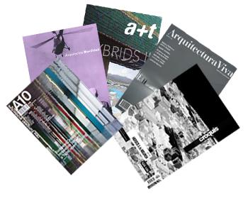Revistas inexadas de primer nivel blog de stepien y for Revistas de arquitectura online