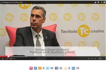 ENRIQUE DASN EDANS IE BUSINESS SCHOOL TERRITORIO CREATIVO STEPIENYBARNO
