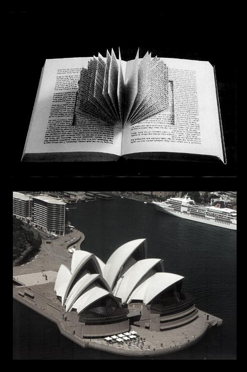 2. Opera de Sydney _  Jorn Utzon–Chema-Madoz-stepienybarno